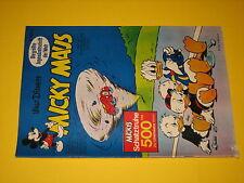 Micky Maus  - Comic-Heft - Jahrgang 1968 - Nr. 48