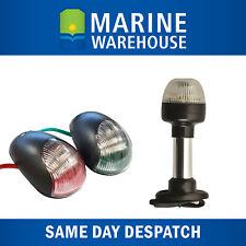 Navigation Light Kit - LED Side Lights W/ 120mm Cabin Top Anchor Light 705130B