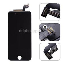 "Black LCD Screen 3D Touch Digitizer Bezel Frame Assembly For iPhone 6S 4.7"" USA"