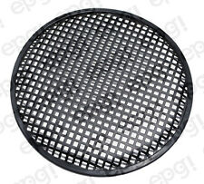 "1 SPEAKER GRILL WAFFLE SCREEN - 5"" STEEL / METAL WITHOUT HARDWARE #MTR05"