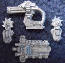1993 Epic Chaos Brass Scorpion War Machine Citadel Warhammer Army 6mm 40K Engine