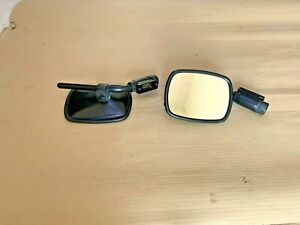 NOS Land Rover Series 3 Military Type Door Mirrors Pair