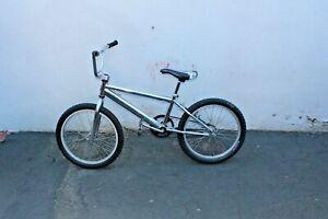 """Diamondback Bmx Chrome 20"""" Bike"""