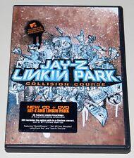 LINKIN PARK & JAY-Z - COLLISION COURSE - CD & DVD