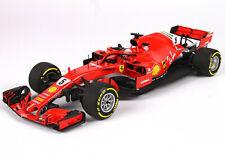 Ferrari SF 71-H #5 S.Vettel Australien 2018 - 1:18 BBR