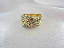 Brillantring aus Gold 585