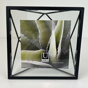 Umbra Prisma Photo Display Frame Picture Float 4 x 4 in