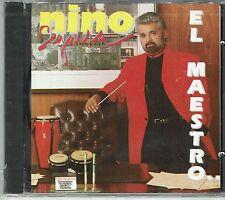 Nino Segarra  El Maestro  BRAND  NEW SEALED CD