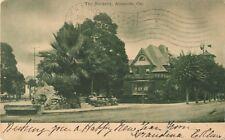 A View Of The Rockery, Alameda, California CA 1909
