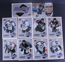2008/09 Upper Deck Hockey Heroes Sidney Crosby (10 card set) *1418