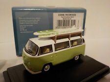 Model Car, Birthday Cake, VW Bay window van - lime green
