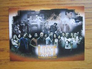 Lost season 2 Promo card L2-UK by Inkworks in 2006