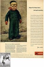 The Upjohn COMP. Michigan * fine Pharmaceuticals * us-ADVERTISING 1947