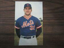 1986 Tcma New York Mets Bruce Berenyi Postcard