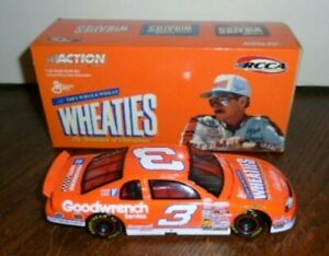 NEW ACTION RCCA 2004 DALE EARNHARDT #3 WHEATIES 1997 CHEVROLET GOODWRENCH 1/32