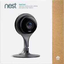 Nest - Cam Indoor Security Camera - Black/Silver - NC1102ES