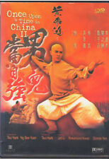 ONCE UPON A TIME IN CHINA II (DVD, 1993)