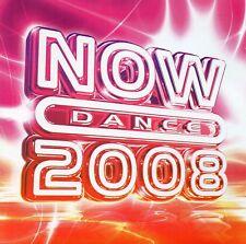 Now Dance 2008 - Various Artists (CD 2007) Original CD