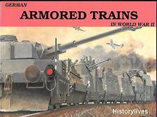 Schiffer German Armored Trains in World War II 01985