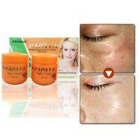 Papaya vitamina c whitening cream skin care anti freckle face cream  Clease