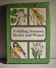 """02 177 DDR Peterspiel """"Frühling,Sommer,Herbst und Winter"""""""