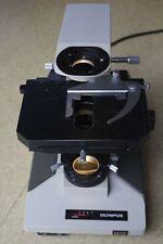 Olympus Mikroskop BH2 BHT Stativ mit Tisch
