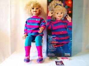 Playmates Jill Interactive Talking Doll in Box – Stock #9400