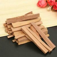 7 CM Sandelholz Holz Räucherstäbchen Unregelmäßige 50g Real Pure Weihrauch S5P5