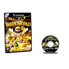Nintendo Gamecube Spiel Wario World Warioworld mit OVP ohne Anleitung AA