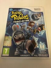 Gioco Wii Raving Rbbids Travel In Time