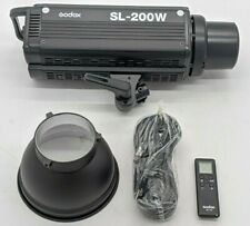 Open Box Godox SL-200W LED Video Light - White -NR3198