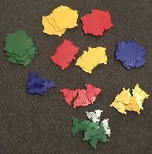 Polydron Basic/Classic 39 Pieces - Bulk Lot Classroom Resource