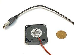 USB PLUG 40mm 5v fan Brushless Exhaust Centrifugal Blower 4010s Gdstime C35