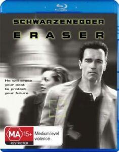 Eraser Blu-ray