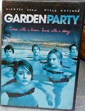 Garden Party (DVD, 2008) RARE GAY THEME JENNIFER LAWRENCE 1ST FILM BRAND NEW