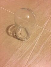 Kitchen Hood Or Walk In Box Light Fixture glass cap 3�x 6 1/2�