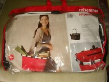 bnwt reisenthel shopper bag carrier basket rrp £45 in black