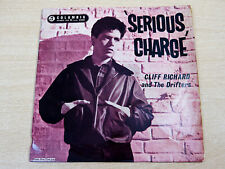 "Cliff Richard and the Drifters/Serious Charge/Columbia 7"" Single EP"