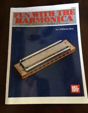 Mel Bay'S Fun With The Harmonica By Bill Bay - Best Seller!