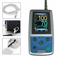 FDA Ambulatory Blood Pressure Patient Monitor 24h NIBP Holter ABPM50, CONTEC hot