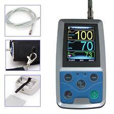 CONTEC Ambulatory Blood Pressure Monitor+USB Software 24h NIBP Holter ABPM50 FDA