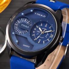 Luxury Waterproof Big Dial Military Watch Analog Quartz Sport Men Wrist Watches