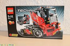 LEGO® TECHNIC 8041 Renn-Truck   - NEU & OVP -