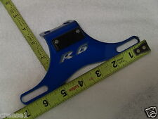 Yamaha R6 Fender Eliminator Tail Tidy BLUE NTS pl 06 07 08 09 10 11 2012 2013