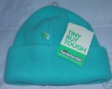 TURTLE FUR Youth Fleece Hat Cap Beanie Toboggan Blue