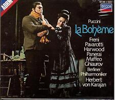 Puccini : La * Bohème / Karajan, Frein, Pavarotti - CD