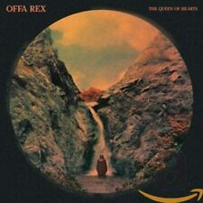 Offa Rex - The Queen Of Hearts - CD Digipak - New And Sealed Condition