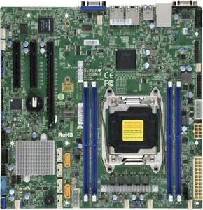 *NEW* SuperMicro X10SRM-F Micro ATX Motherboard *FULL MFR WARRANTY*