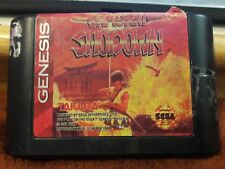 "SEGA GENESIS ""SAMURAI SHOWDOWN"" CARTRIDGE ONLY"