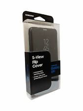 OEM Samsung S-View Case for Galaxy S9 Plus - Black